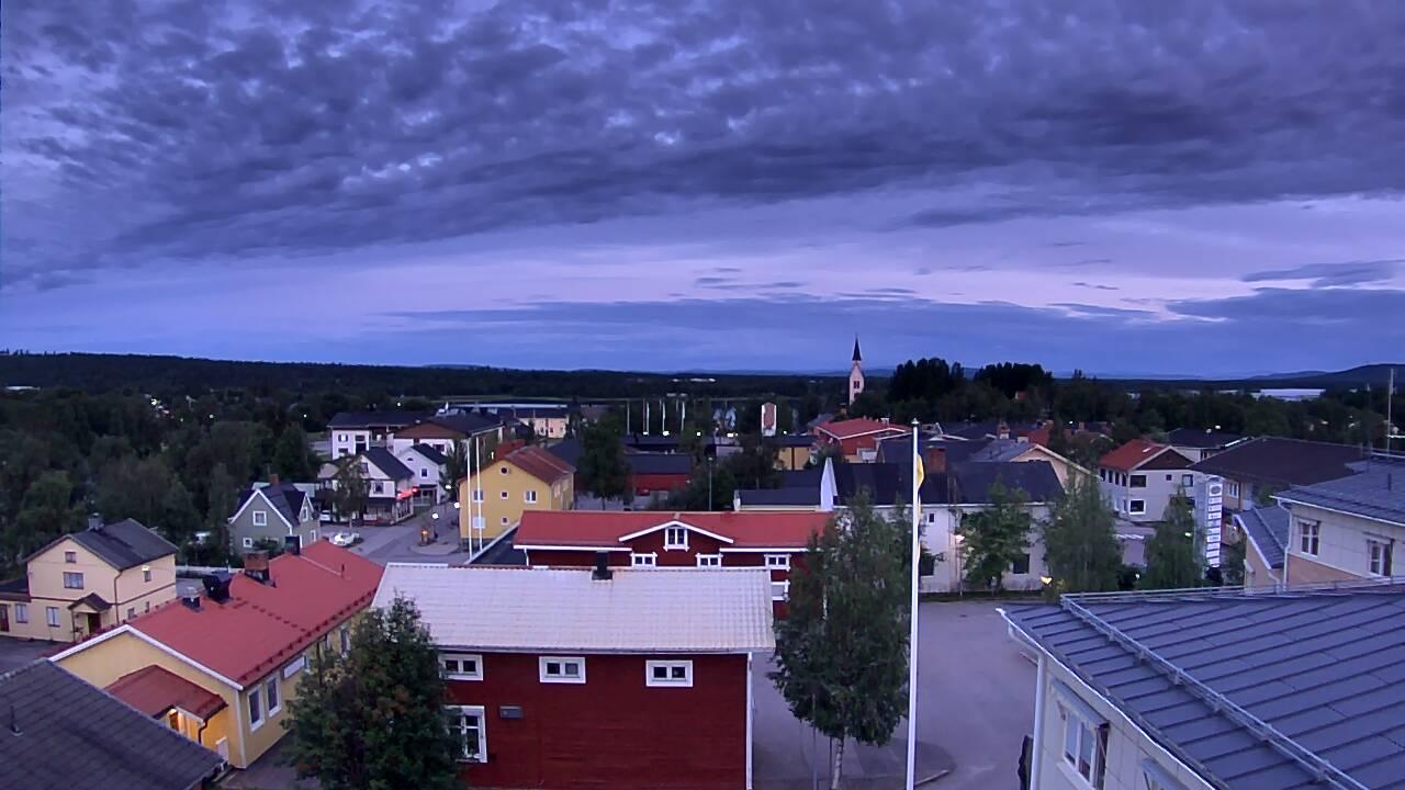 Webcam Arjeplog, Arjeplog, Lappland, Schweden