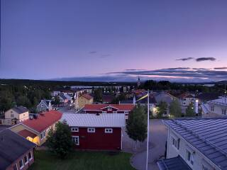 Webkamera - Torget i Arjeplog